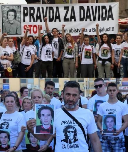 Stefan Simić: DAVOR I DAVID – KADA OCU ODUZMUSINA