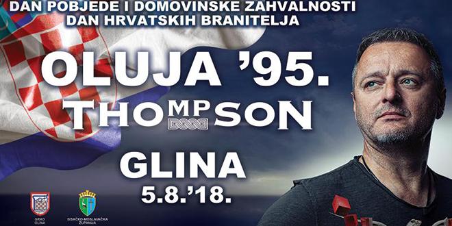 Slađana Bukovac: Thompson, Glina i drugaponiženja