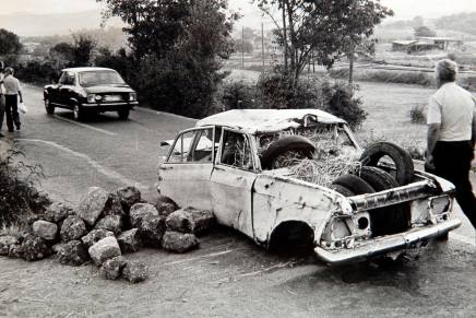 Sećam se oluje koja je avgusta 1990. razbacala balvane od Hrvaca doKnina