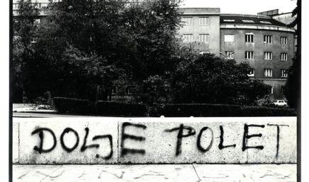 Željko Krušelj: POLET OD OMLADINSKOG AKTIVIZMA DO POLITIČKOG ESKAPIZMA (1976. –1990.)