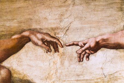 Ivan Golub: NA BOŽJEM DLANU
