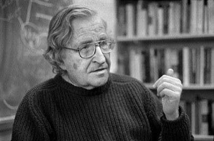 Noam Chomsky :  Velike korporacije započele su klasnu borbu, one su autentični marksisti s obrnutimvrednostima