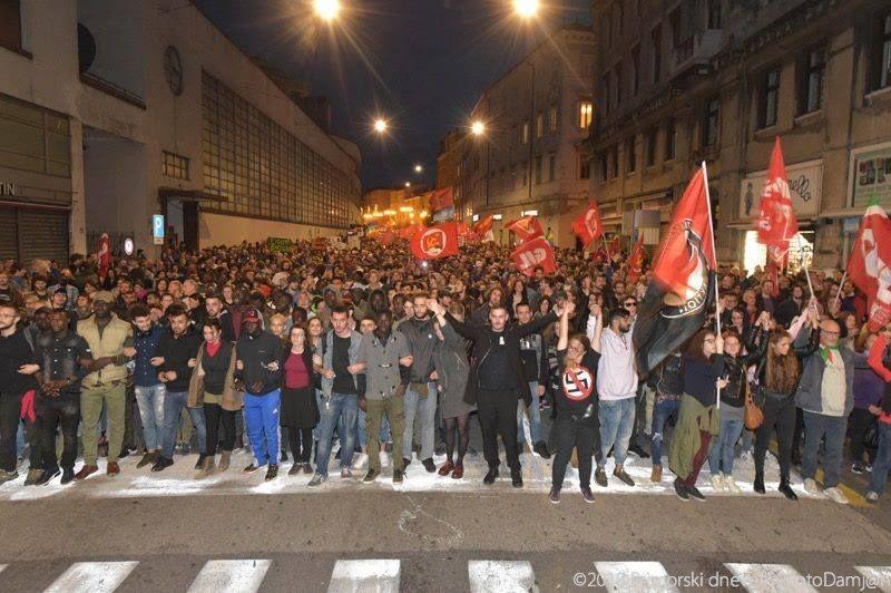 Trst – internacionalizmom protivfašizma