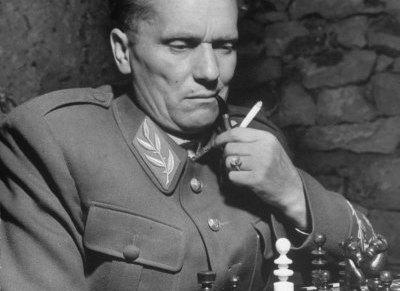 Josip Broz Tito: Borba naroda porobljeneJugoslavije