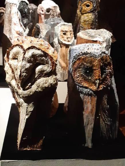 Mitopoetične sove Saše Montilja na Rokovuperivoju