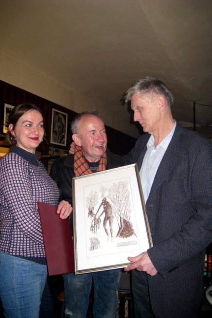Književna nagrada Zvonimir Milčec dodijeljena MilkuValentu