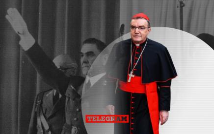 Propovijed kardinala Bozanića povodom obilježavanja Holokausta : Ljubitelji NDH ne mogu bitikršćani