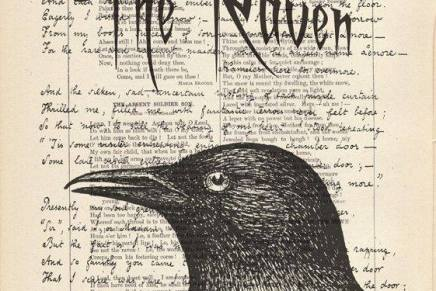 Edgar Allan Poe:GAVRAN