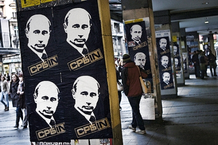 Spasiba za družbu: Putin za unutrašnjuupotrebu