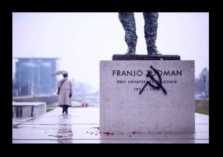Velimir Visković: Povratak kipa Franje Tuđmanaizvorima
