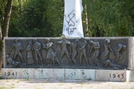 Za razliku od grafita na Tuđmanu za razaranje tisuća antifašističkih spomenika nije kažnjennitko