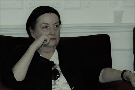 Irena Lukšić – Odlazak dame srijeke
