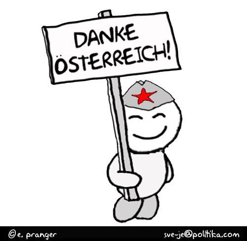 danke osterreich