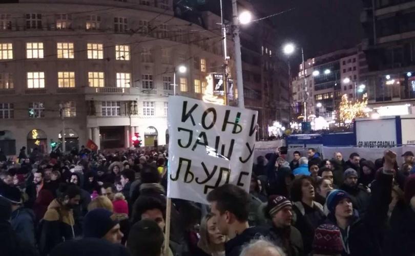 Kada političke partije otmu proteste odgrađana