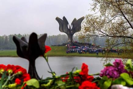 Komemoracija u Jasenovcu: Opet smo ovdje, već četvrti put sami, mi, potomci žrtava zločinačkeNDH.