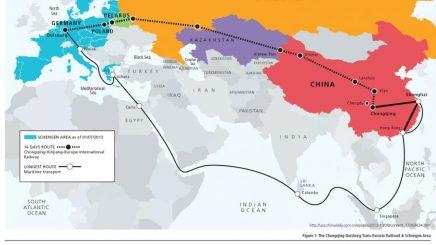 Mario Stefanov: Kineska geopolitika na putovimasvile