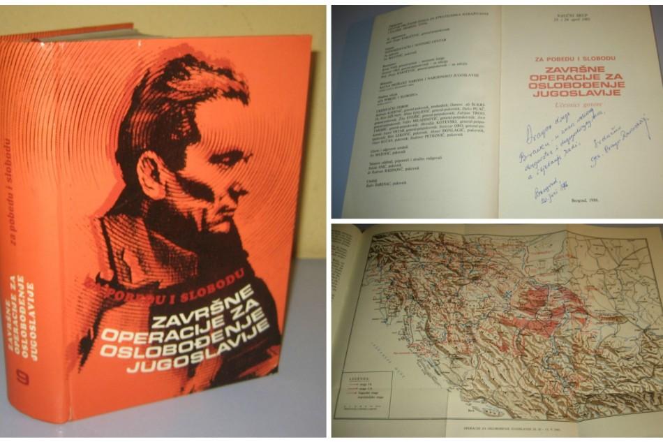 Završne operacije za oslobođenjeJugoslavije