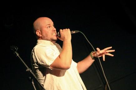 Dino Tremens pobijedio na natjecanju slam poezije uMočari