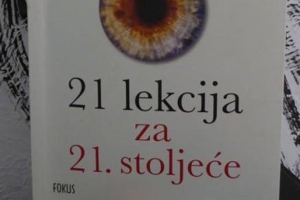 Pero Kvesić: Jedna lekcija o 21. lekciji za 21.stoljeće