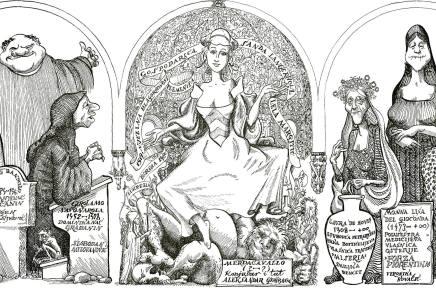 Uz izložbu plakata Ivice Kiša – Darko Glavan: Ivica Kiš ili radost stvaranja(1983)
