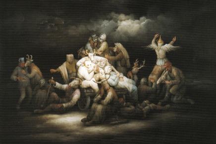 Božica Jelušič: POVRATAK SREDNJOVJEKOVLJA