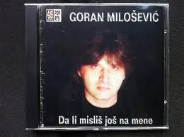 Stefan Simić: GORAN MILOŠEVIĆ – GENERACIJA5