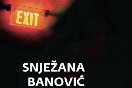 "Đurđa Knežević: O novoj knjizi Snježane Banović ""Službeniizlaz"""