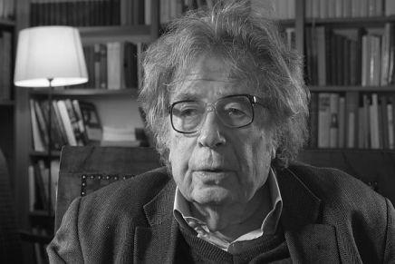 Odlazak disidenta i književnika GyörgyaKonráda