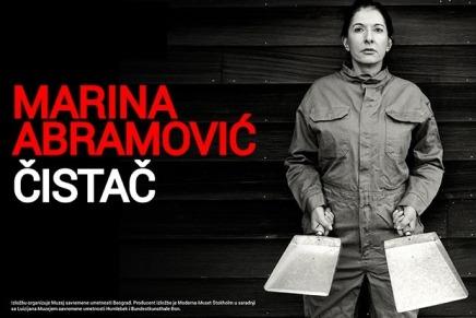 Stefan Simić: Marina Abramović –Čistać