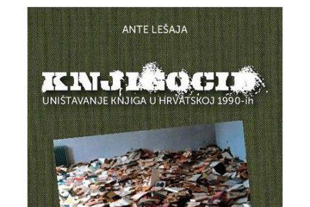 LITERATURA UZVRAĆA UDARAC: Knjigocid u Hrvatskoj nijezaboravljen
