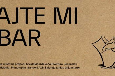 Sanjam knjige u Istri: Pula nikad neprestaje