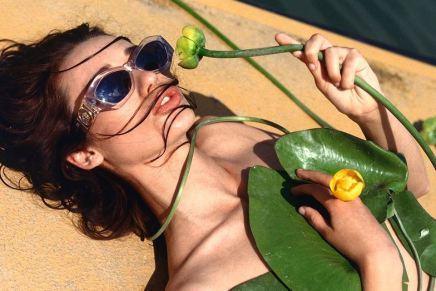 Lili Koci: Smaragdnahaljina