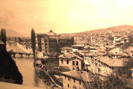 Jasna Šamić: Paris Sarajevo1900