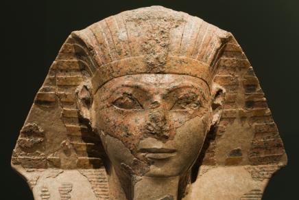 Biserka Drbohlav: Hatšepsut – prva moćna žena upovijesti