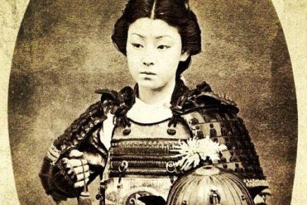 Onna bugeisha: neispričana priča povijestisamuraja
