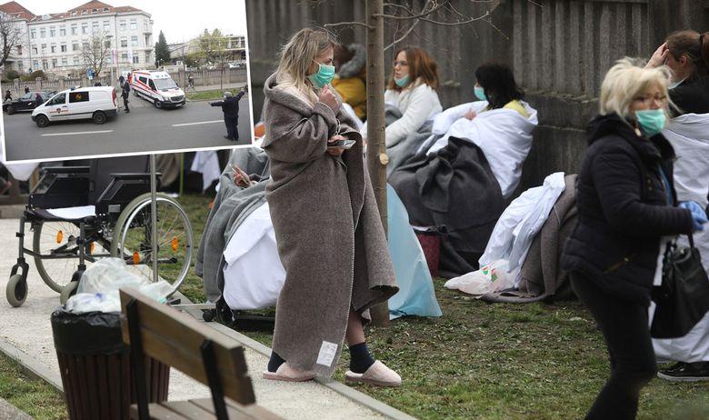 Slađana Bukovac: Potres – Slika apokalipsa sazbrkom