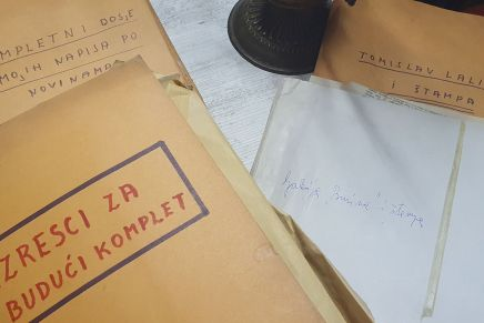 Kako sam u smeću pronašao pisca: Spašavanje arhive TomislavaLalina