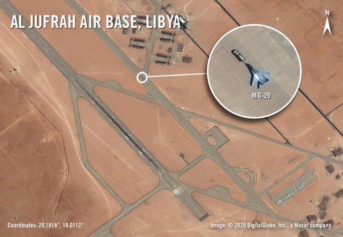 Libija: Haftarova vojska dobila i počela koristiti avione MiG-29 i Su-24, aličije…?