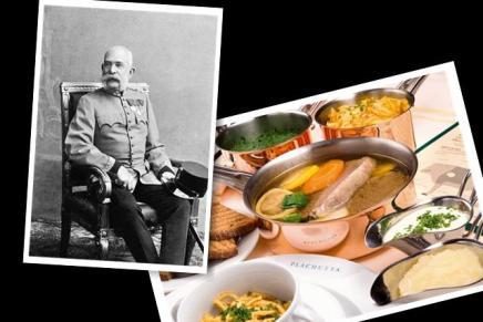Alan Meniga: Franz-Josef –Tafel-spitz