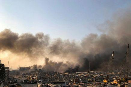 Domagoj Margetić: Beirut danasgori