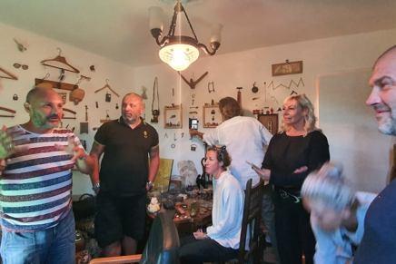 Domagoj Margetić: Na Trokutovoj izložbi najavljeno otvaranjeAntimuzeja
