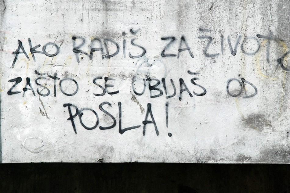 Zorica Radaković: Zakonito gašenje opstankaumjetnika