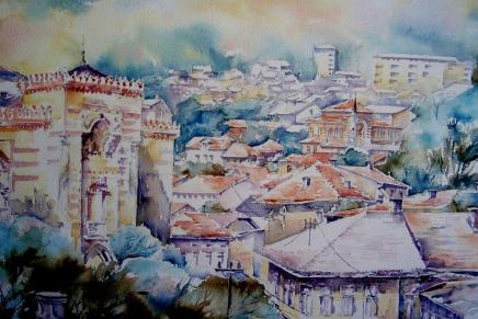 Jasna Šamić: Filozofski fakultet uSarajevu