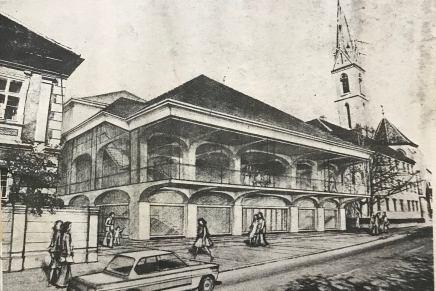 Snježana Banović: Prije 70 godina otvoreno je kazališteKomedija