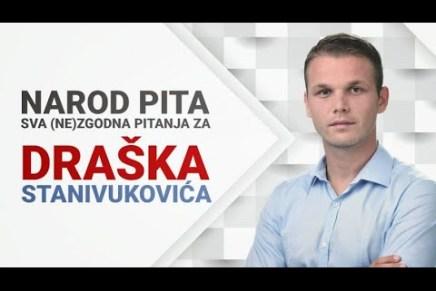 Karlo Jurak: Draško Stanivuković – Lice s najmračnijim elementima prošlosti(skica)