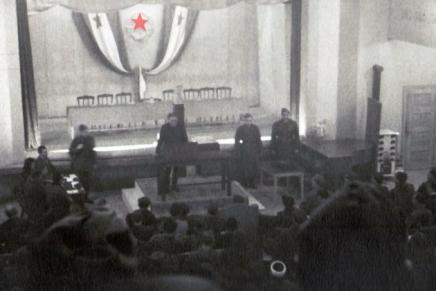 DRUGO ZASJEDANJE AVNOJ-A U JAJCU29.11.1943.