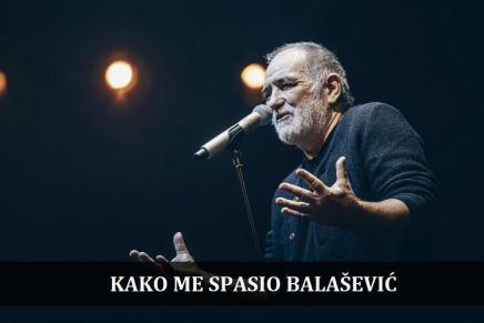 Stefan Simić: Hvala ti Đole i slavaTi