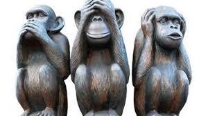 Three Monkeysa i stranka opasnihnamjera