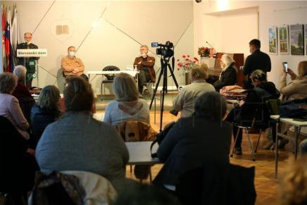 Manjinsko društvo pisaca (MDP) predstavljeno u Slovenskom domu uZagrebu