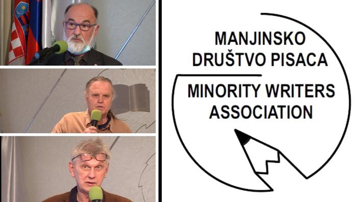 Manjinsko društvo pisaca: prvo javnopredstavljanje